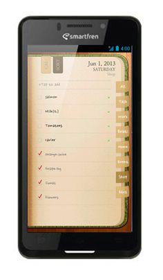 Kamu bisa setting agenda sesuai prioritas kamu pakai apps PRIOR ini nih BroSist! #SMARTaplikasi