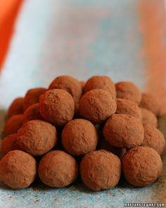 Recipe for Perfect Chocolate Truffles