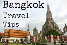 Great list of things to Do in Bangkok - Insider travel tips on our blog: http://www.ytravelblog.com/things-to-do-in-bangkok/