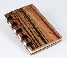 Handmade book by Estela Vilela