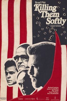 Killing Them Softly. Sort of liked it the first time around. Was blown way on the second.