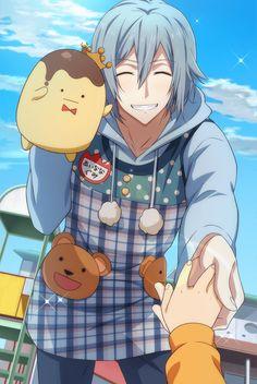 Tamaki Yotsuba and Ousama pudding😝😂 Manga Anime, Chibi Anime, Fanarts Anime, Manga Boy, Anime Films, Kawaii Anime, Anime Characters, Anime Art, Hot Anime Guys