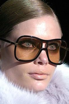 0bf1d33269 Oversized sunglasses on the Catwalk Shades For Women