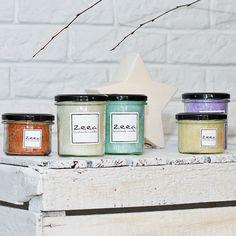 loff... kolekcja naturalnych świec zapachowych, a Ty jaki zapach lubisz najbardziej ???
