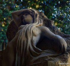Great Cemetery Art Sculptures