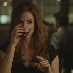 The perfect Donna Suits Drinking Animated GIF for your conversation. Discover and Share the best GIFs on Tenor. Donna Suits, Suits Rachel, We Are All Human, The Way You Are, Khalil Gibran, Mike And Rachel, Donna Paulsen, Suits Series, Sarah Rafferty