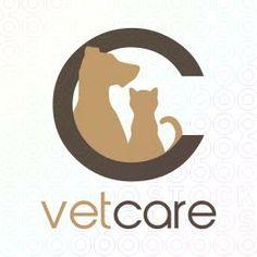 vet care logo - sold