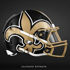 ac12aeeedf8 Designer Creates Awesome Concept Helmets For All 32 NFL Teams (PICS) 32 Nfl  Teams