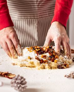 #stollen traditional german Christmas cake German Christmas, Traditional, Drinks, Breakfast, Cake, Food, Drinking, Morning Coffee, Beverages