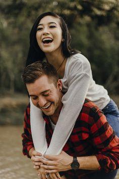 Cute couple photos.