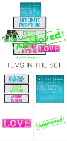 """I get it !"" by zappa ❤ liked on Polyvore featuring art"