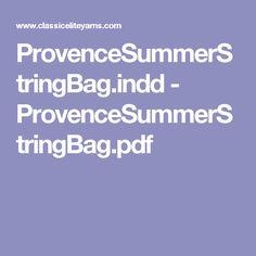 ProvenceSummerStringBag.indd - ProvenceSummerStringBag.pdf
