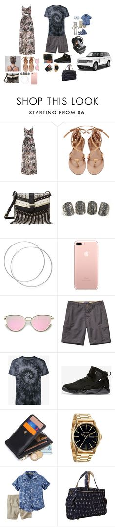 """Untitled #1112"" by kellylaeticia ❤ liked on Polyvore featuring Topshop, Nine West, Patagonia, Valentino, NIKE, Nixon, Ju Ju Be and Mamas & Papas"