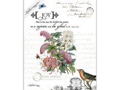 Joy 8x10 Christian art print Psalms 118:24 by LilStinkerDesign, $20.00