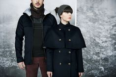 SERIE, fall-winter 12-13 collection, by atelier b.