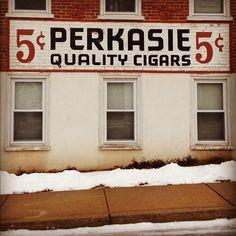5 cent cigars - Perkasie, PA via  @soulstrut