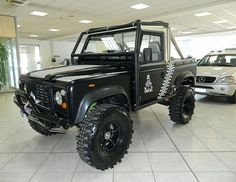 Land Rover Defender 90 Usata
