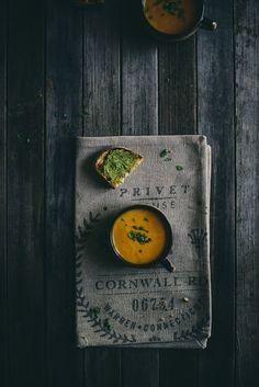 Carrot and Orange Soup | (Souvlaki For The Soul)
