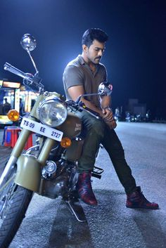 New still from dhruva