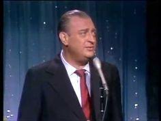 RODNEY DANGERFIELD - 1973 - Standup Comedy