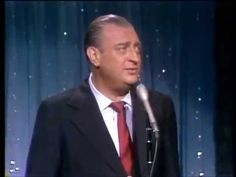 RODNEY DANGERFIELD - 1973 - Standup Comedy - YouTube