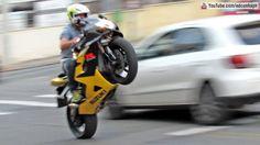 Bikers 75 - BMW Suzuki & Honda Wheelies and Burnouts, Kawasaki, Yam. Honda Cbr 600, Kawasaki Ninja 300, Cbr 600rr, Gsxr 1000, Bikers, Yamaha, Bmw, Motorcycle, Life