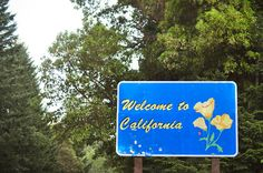 """""""Welcome to California"""""""