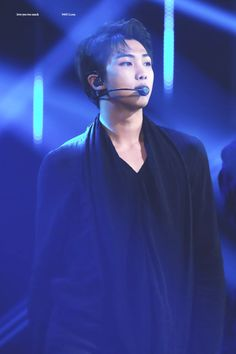 bring dark haired namjoon back