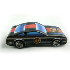 The cool custom car shaped metal candy tin box with attractive appearance can upscale image of your products so as to make them stand out from the competition.