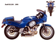 Buell RS1200 1989 Buell Motorcycles, Best Motorbike, Motorbikes, Harley Davidson, Transportation, Classic, Vehicles, Racing, Number
