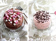 Wicked sweet kitchen: Ihanan mehevä suklaatäytekakku vadelma- ja suklaatäytteellä Tiramisu, Raspberry, Wicked, Valentines Day, Chocolate, Baking, Eat, Ethnic Recipes, Desserts