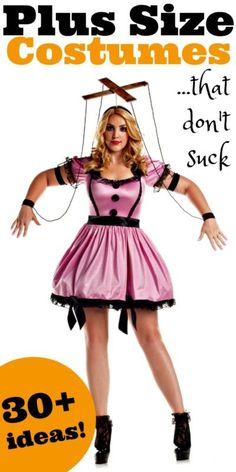 more plus size halloween costumes that dont suck