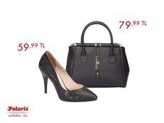 Ofis şıklığınızı siyah stilettolar ve birkin çanta ile tamamlayın. #AW1617 #newseason #autumn #winter #sonbahar #kış #yenisezon #fashion #fashionable #style #stylish #polaris #polarisayakkabi #shoe #ayakkabı #shop #shopping #men #womenfashion #trend #moda #ayakkabıaşkı #shoeoftheday