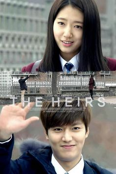 Cute moment of The Heirs