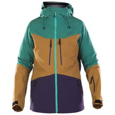 Winter settles in with snowy storms, and while everyone else waits for the storm to pass, you slide on the Trew Gear Women's Stella Jacket and head up the mountains. A three-layer Dermizax EV membrane gives this jacket excellent waterproof protection against the stormiest weather so you stay dry while you float down the slopes, and Trew Gear taped all the seams to prevent snow from seeping in. The shell's Private Reserve fabric is both durable and lightweight, which means this jacket ...