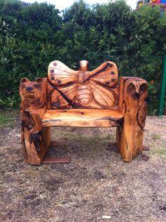 Lipová lavička