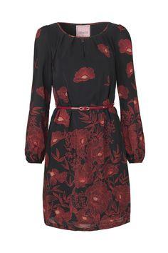 Emma dress Oriental Tale