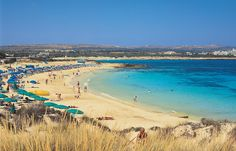 Discover #Cyprus this summer | weather, resort and cheap holiday info | http://www.weather2travel.com/holidays/cheap-cyprus-holidays.php