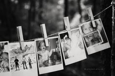 DIY fake Polaroids by Project Alicia. Very complete step-by-step tutorial using Photoshop Elements. Also 7 links to other ways of making fake Polaroids at the bottom of the tutorial, among which a paper Polaroid frames DIY.