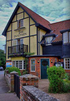 The Dolphin Inn, Thorpeness, Suffolk