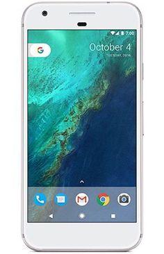 Goedkope Google Pixel 128GB Wit Aanbiedingen met Abonnement #GooglePixel #Google #Pixel