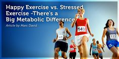The moral of this story is not that exercise is bad. But we need to look at the motivating forces that drive us to exercise. Healthy habits driven by fear are not so healthy after all.