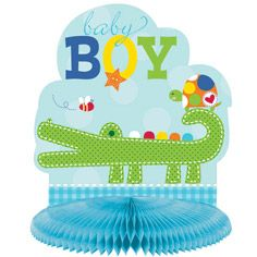 Make your baby birthday Colorful with our #Ahoy Baby #Decorating Kit
