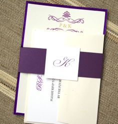 Royal Wedding Invitation by Annamalie on Etsy, $2.25