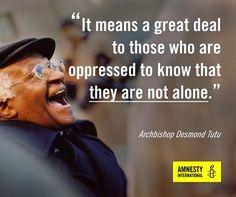 Amnesty International's photo.