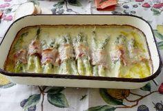 Csőben sült spárga Zoli konyhájából