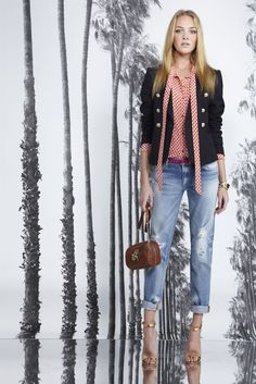 Sfilata Juicy Couture New York - Collezioni Autunno Inverno 2013-14 - Vogue