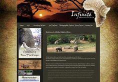Infinite Safaris Africa - webTorch Portfolio