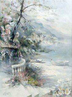 """Bayside I"" by Willem Haenraets"