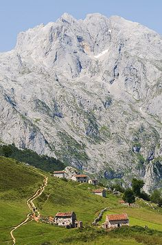 La Terenosa P.N.de Picos de Europa, Asturias